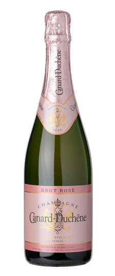 NV Canard-Duchene Authentic Brut Rose, Champagne, France (750ml)