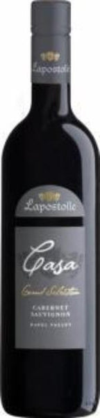 2017 Casa Lapostolle 'Casa' Grand Selection Cabernet Sauvignon, Rapel Valley, Chile (750ml)