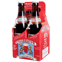 4pk-Ayinger Celebrator Doppelbock Beer, Germany (330ml)