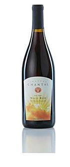 NV Chateau Chantal Semi-Sweet 'Nice' Red, Michigan, USA (750ml)