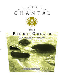 2011 Chateau Chantal Pinot Grigio (750ml)