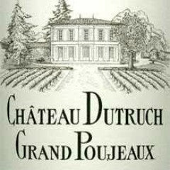 2012 Chateau Dutruch Grand Poujeaux, Moulis-en-Medoc, France (750ml)