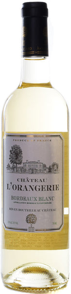 2017 Chateau de L'Orangerie Blanc, Bordeaux, France (750ml)