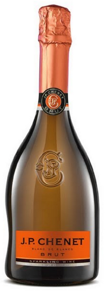 NV J.P. Chenet Blanc de Blancs Brut, France (750ml)