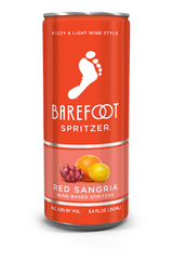 NV Barefoot Cellars Refresh Red Sangria Spritzer, California, USA (24 pk cans, 250ml)