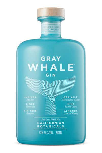 Gray Whale Gin, California, USA (750ml)