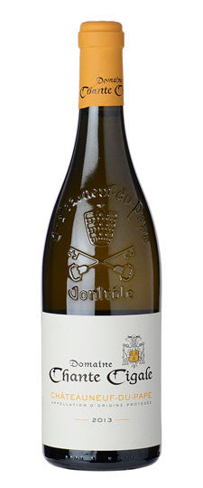 2018 Domaine Chante Cigale Chateauneuf-du-Pape Blanc, Rhone, France (750ml)