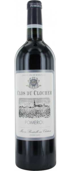 2014 Clos du Clocher, Pomerol, France (750ml)