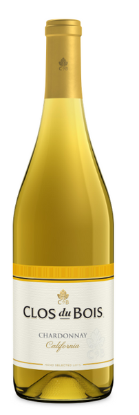 2015 Clos du Bois Chardonnay, North Coast, USA (750ml)