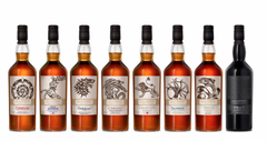 NV Game Of Thrones Complete Scotch Collection-8 Bottle Set (750ml)