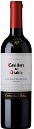 2014 Concha y Toro Casillero del Diablo Reserva Cabernet Sauvignon, Central Valley, Chile (750ml)