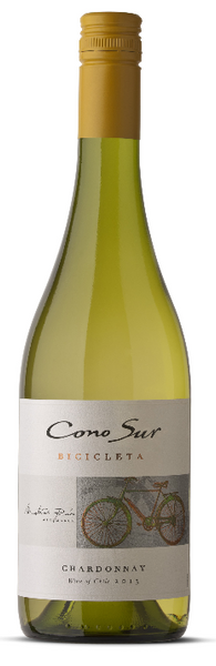 2013 Cono Sur Bicicleta Chardonnay, Central Valley, Chile (750ml)