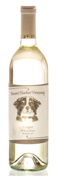 NV Bowers Harbor Vineyards 'Cooper' White, Michigan, USA (750ml)