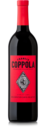 2014 Francis Ford Coppola Diamond Collection Scarlet Label Red Blend, California, USA (750ml)