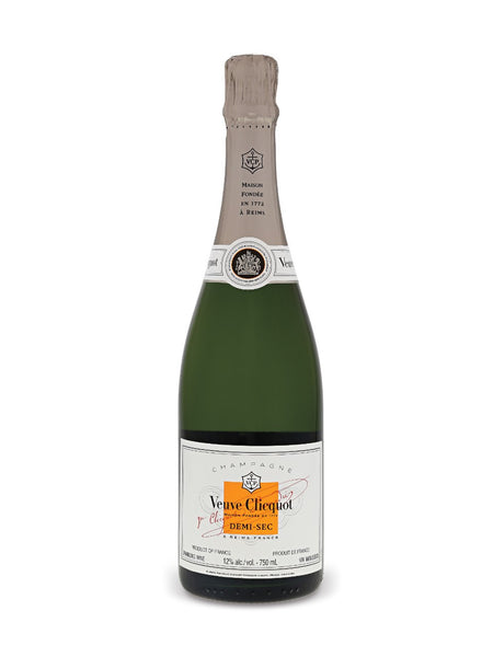 NV Veuve Clicquot Ponsardin Demi-Sec, Champagne, France (750ml)