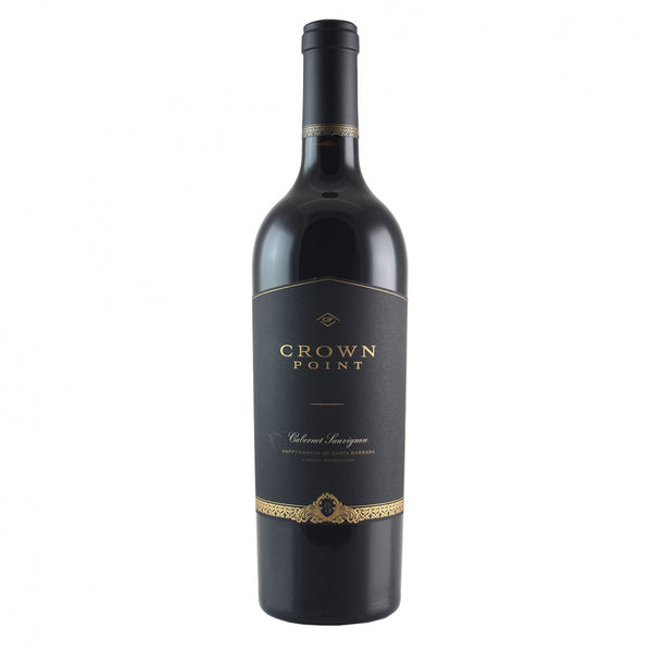 2016 Crown Point Cabernet Sauvignon, Happy Canyon of Santa Barbara, USA (750ml)