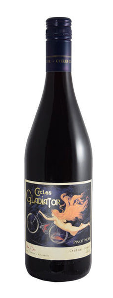 2014 Cycles Gladiator Pinot Noir, Central Coast, USA (750ml)