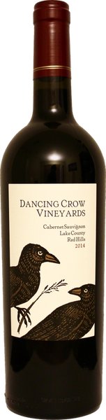 2014 Dancing Crow Vineyards Cabernet Sauvignon, Lake County, USA (750ml)