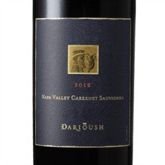 2014 Darioush 'Signature' Cabernet Sauvignon, Napa Valley, USA (375ml) HALF BOTTLE