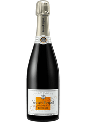 Veuve Clicquot Ponsardin Demi-Sec, Champagne, France HALF BOTTLE (375ml)