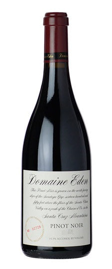 2013 Mount Eden Vineyards 'Domaine Eden' Pinot Noir, Santa Cruz Mountains, USA (750ml)
