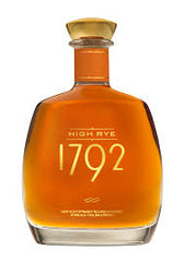 1792 'High Rye' Kentucky Straight Bourbon Whiskey, USA (750ml)