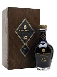 Royal Salute 52 Year Old Blended Scotch Whiskey, Scotland (750ml)