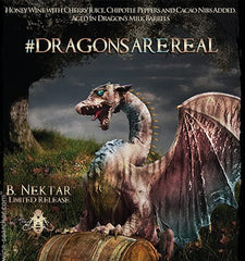 B. Nektar Dragons Are Real Mead, Michigan, USA (375 ml)
