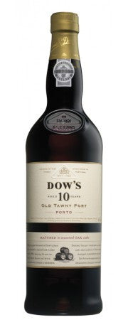 Dow's 10 Year Old Tawny Port, Portugal (750ml)