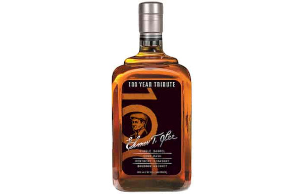 Elmer T. Lee '100 Year Tribute' Single Barrel Sour Mash Bourbon Whiskey, Kentucky, USA (750ml)