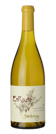 2013 EnRoute Les Brumeux Chardonnay, Russian River Valley, USA (750ml)