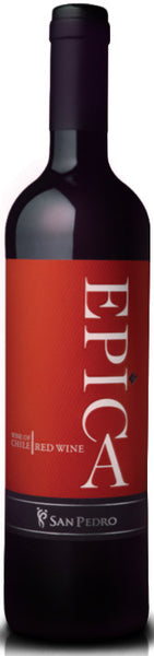 2014 Vina San Pedro Epica Red, Central Valley, Chile (750ml)