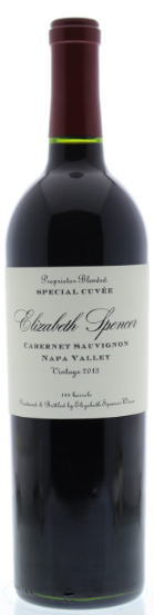 2016 Elizabeth Spencer Special Cuvee Cabernet Sauvignon, Napa Valley, USA (750ml)