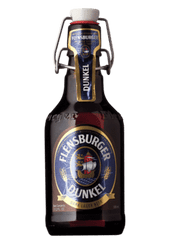 24pk-Flensburger Dunkel Beer, Germany (330ml)