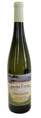 2015 Chateau Fontaine Semi-Sweet White Riesling, Leelanau Peninsula, USA (750ml)