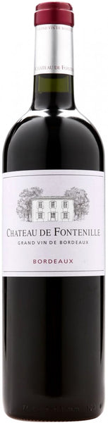 2015 Chateau de Fontenille, Bordeaux, France (750ml)