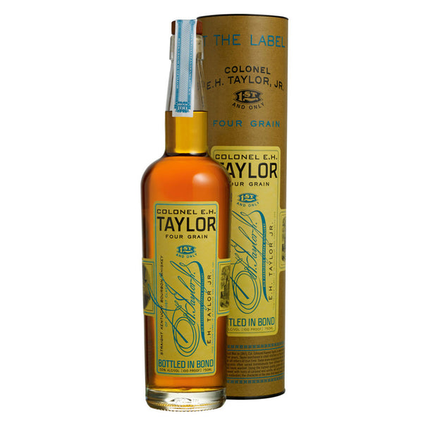 Colonel E.H. Taylor Four Grain Straight Kentucky Bourbon Whiskey, Kentucky, USA (750ml)