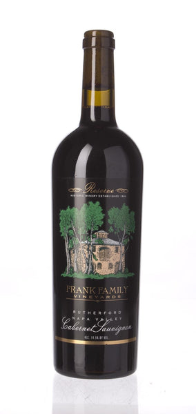 2013 Frank Family Vineyards Rutherford Reserve Cabernet Sauvignon, Rutherford, USA (750ml)