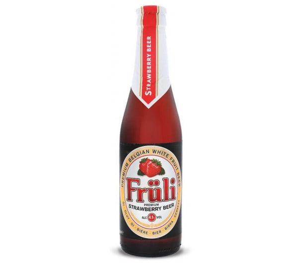 24pk-Fruli Strawberry Ale Beer, Belgium (330ml)