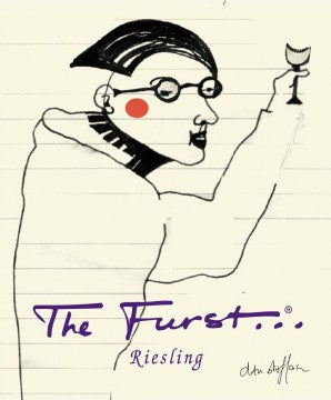 2014 The Furst Riesling, Alsace, France (750ml)