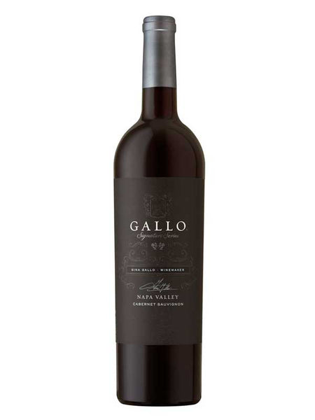 2016 Gallo Winery Winemaker's Signature Series Cabernet Sauvignon, Napa Valley, USA (750ml)