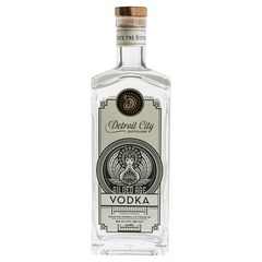 Detroit City Distillery 'Gilded Age' Vodka, Michigan, USA (750ml)