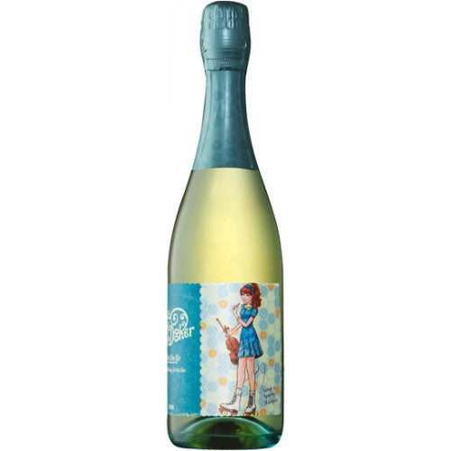 NV Mollydooker Girl on the Go Sparkling Verdelho, McLaren Vale, Australia (750ml)