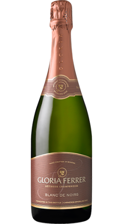 NV Gloria Ferrer Blanc de Noirs, Sonoma County, USA (750ml)