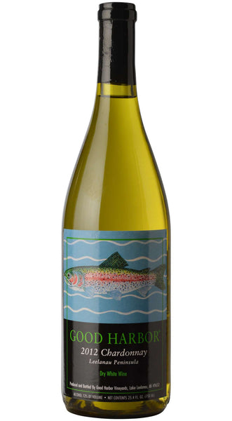 2012 Good Harbor Vineyards Chardonnay, Leelanau Peninsula, USA (750ml)