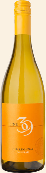 2019 Line 39 Chardonnay, California, USA (750ml)