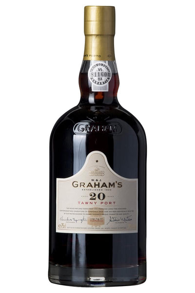 NV W & J Graham's 20 Year Old Tawny Port, Portugal (750ml)