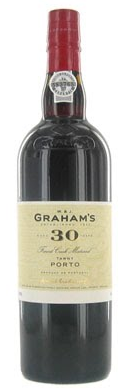 NV W & J Graham's 30 Year Old Tawny Port, Portugal (750ml)
