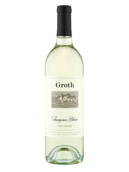 2018 Groth Sauvignon Blanc, Napa Valley, USA (750ml)
