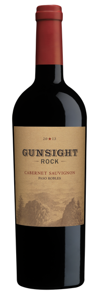2014 The Interrobang Gunsight Rock Cabernet Sauvignon, Paso Robles, USA (750ml)